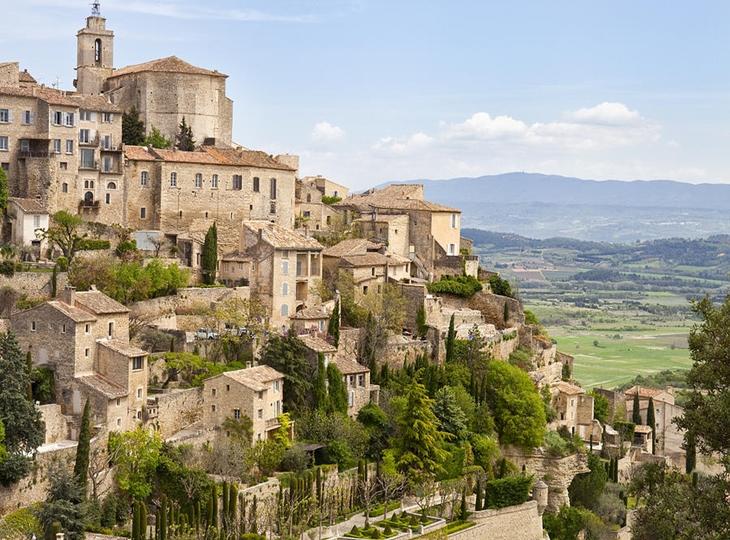Khám phá làng Gordes cổ kính của Provence